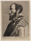 Illustration de la page Erycius Puteanus (1574-1646) provenant de Wikipedia