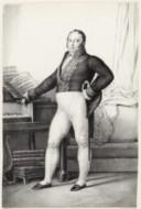 Bildung aus Gallica über Gioachino Rossini (1792-1868)