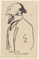 Illustration de la page Erik Satie (1866-1925) provenant de Wikipedia