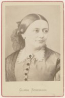 Image from Gallica about Clara Schumann (1819-1896)
