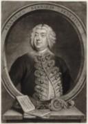 Illustration de la page Alexander van Haecken (1701-1758) provenant de Wikipedia