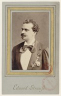 Image from Gallica about Eduard Strauss (1835-1916)