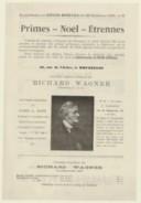 Illustration de la page Richard Wagner (1813-1883) provenant de Wikipedia