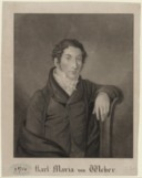 Image from Gallica about Carl Maria von Weber (1786-1826)