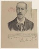 Bildung aus Gallica über Charles-Marie Widor (1844-1937)