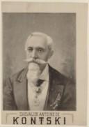 Bildung aus Gallica über Antoni Kątski (1817-1899)