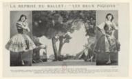 Illustration de la page Les deux pigeons provenant de Wikipedia