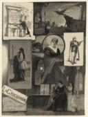 Image from Gallica about La Gioconda. Danza delle ore del giorno