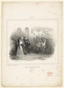 Image from Gallica about Les huguenots. Acte 5. A la lueur de leurs torches funèbres