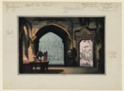 Image from Gallica about Mefistofele