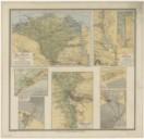 E. Debes'Karte von Unter-Egypten, nebst Specialkarten des Sues-Canals, der Umgebungen von Kairo u. Alexandrien, sowie der Häfen von Port-Saïd, Ismailiye und Sues, zusammengestellt aus Bädekers - Unter-Egypten  18..