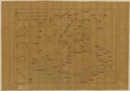 Plan de fortification de Varsovie pendant l'attaque des Russes, les 6 et 7 septembre 1831