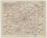 Bildung aus Gallica über Lille (Nord, France)