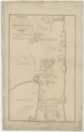 Plan of the Advance of the British on the 12th and the action of the 13 march between the British & French above the old town of Alexandria  1802