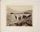 Chemin de fer de Beyrouth à Damas : travaux exécutés par la Société de construction des Batignolles, précédemment Ernest Gouin et Cie  A. Bonfils. 1895