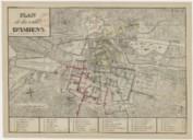 Bildung aus Gallica über Amiens (Somme, France)