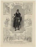 Image from Gallica about Le bravo. Chanson vénitienne