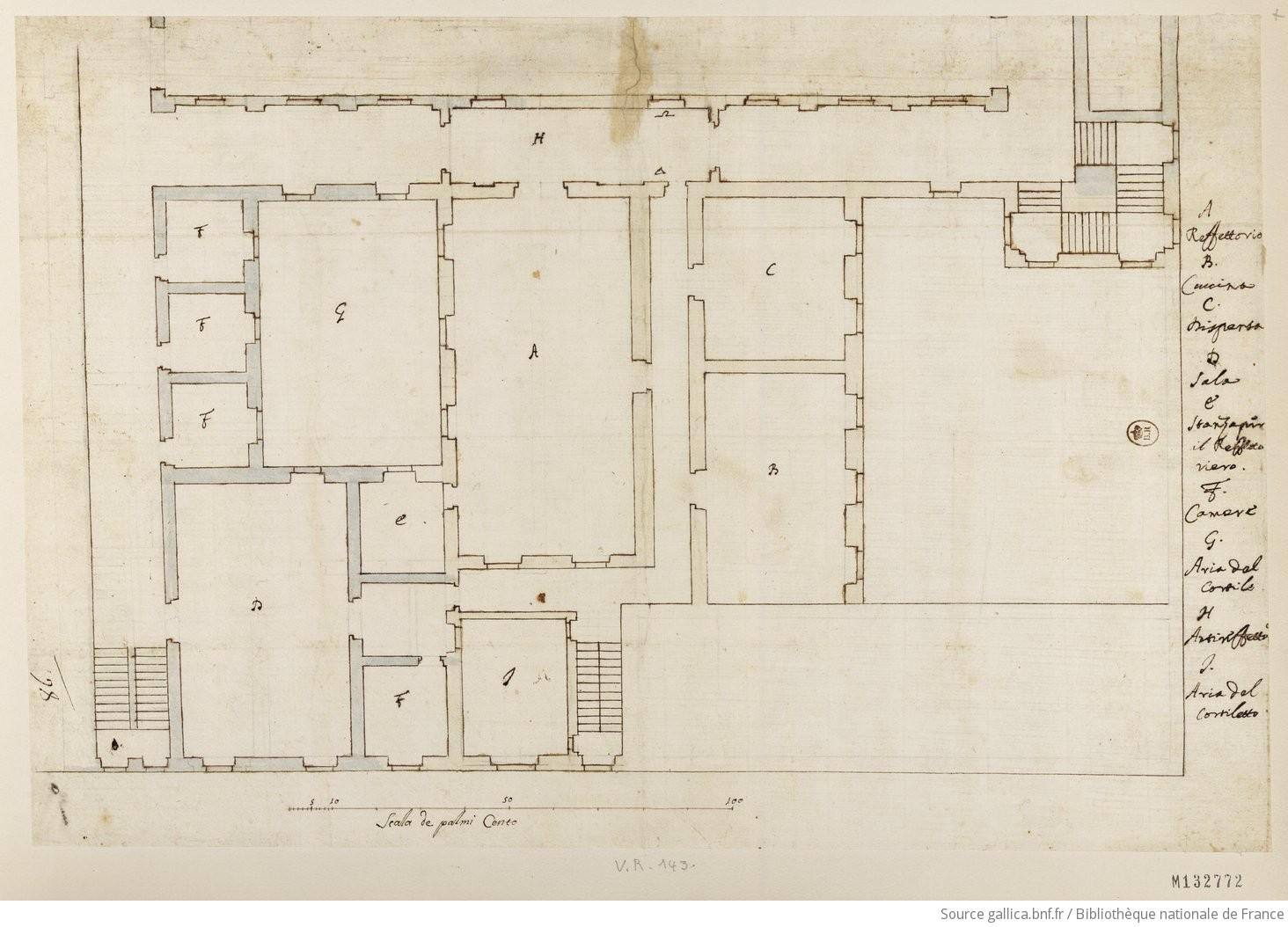 plan maison ark