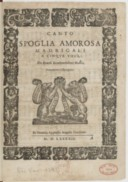Image from Gallica about Alessandro Orologio (1550?-1633)