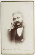 Image from Gallica about Hubert Howe Bancroft (1832-1918)