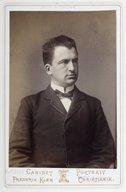Illustration de la page Yngwar Nielsen (1843-1916) provenant de Wikipedia