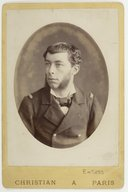 Image from Gallica about Louis Mizon (1853-1899)