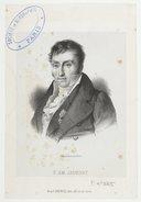 Illustration de la page Amédée Jaubert (1779-1847) provenant du document numerisé de Gallica