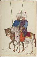 Moeurs et costumes des Orientaux (dessins en couleurs)  16..