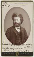 Image from Gallica about Camille Flammarion (1842-1925)