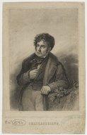 Bildung aus Gallica über François-René de Chateaubriand (1768-1848)