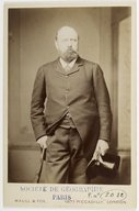 Image from Gallica about Othniel Charles Marsh (1831-1899)