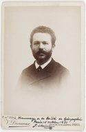 Image from Gallica about Jules Claine (1856-1938?)