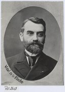 Bildung aus Gallica über Paul Vidal de La Blache (1845-1918)