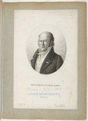 Illustration de la page Étienne Geoffroy Saint-Hilaire (1772-1844) provenant de Wikipedia
