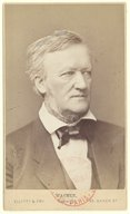 Image from Gallica about Richard Wagner (1813-1883)