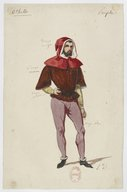 Image from Gallica about Otello. Ballabili