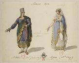 Semiramide : melodramma tragico en deux actes. Musique de Gioachino Rossini ; livret de Gaetano Rossi