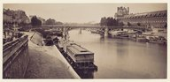 Image from Gallica about Paris (France) -- Pont du Carrousel