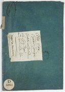 Illustration de la page Solos. Flûte, basse. Ré majeur. GraunWV Cv XVII 75 provenant de Wikipedia