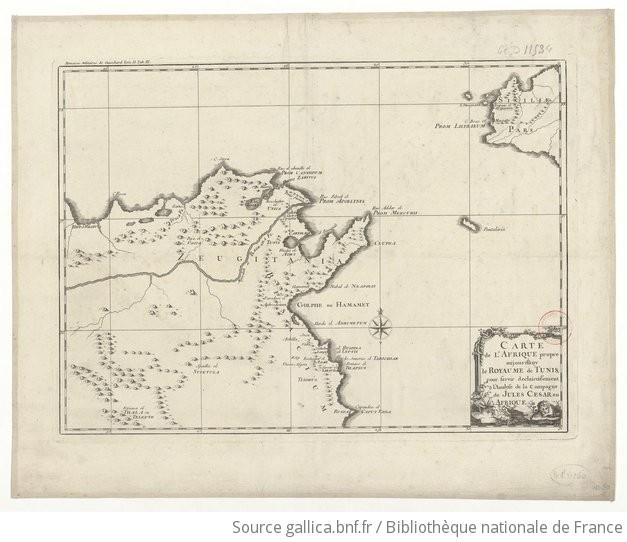 Carte Afrique Aujourdhui.Carte De L Afrique Propre Aujourd Hui Le Royaume De Tunis