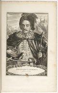 Jean II, roi de Pologne  A. Van der Werff. 1705