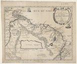 La Guaiane, ou coste sauvage, autrement El Dorado, et païs des Amazones, aujourdhuy France Equinoctiale...  P. du Val. 1654