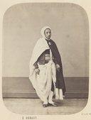 Illustration de la page ʿAbd al-Qādir ibn Muḥyī al-Dīn al-Ǧazā'irī (1808-1883) provenant de Wikipedia