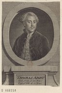 Illustration de la page Thomas Abbt (1738-1766) provenant de Wikipedia