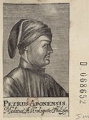 Image from Gallica about Petrus de Abano (1257-1315?)
