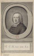 Image from Gallica about Christiaan Carolous Henri van der Aa (1718-1793)