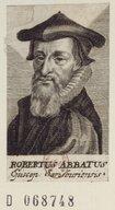 Illustration de la page Robert Abbot (1560-1618) provenant de Wikipedia