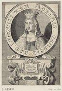 Illustration de la page Adelaïde de Savoie (reine de France, ca 1100-1154) provenant de Wikipedia