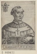 Illustration de la page Adrien III (pape, 08..-0885) provenant de Wikipedia