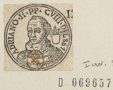 Illustration de la page Adrien II (pape, 0820?-0872) provenant de Wikipedia